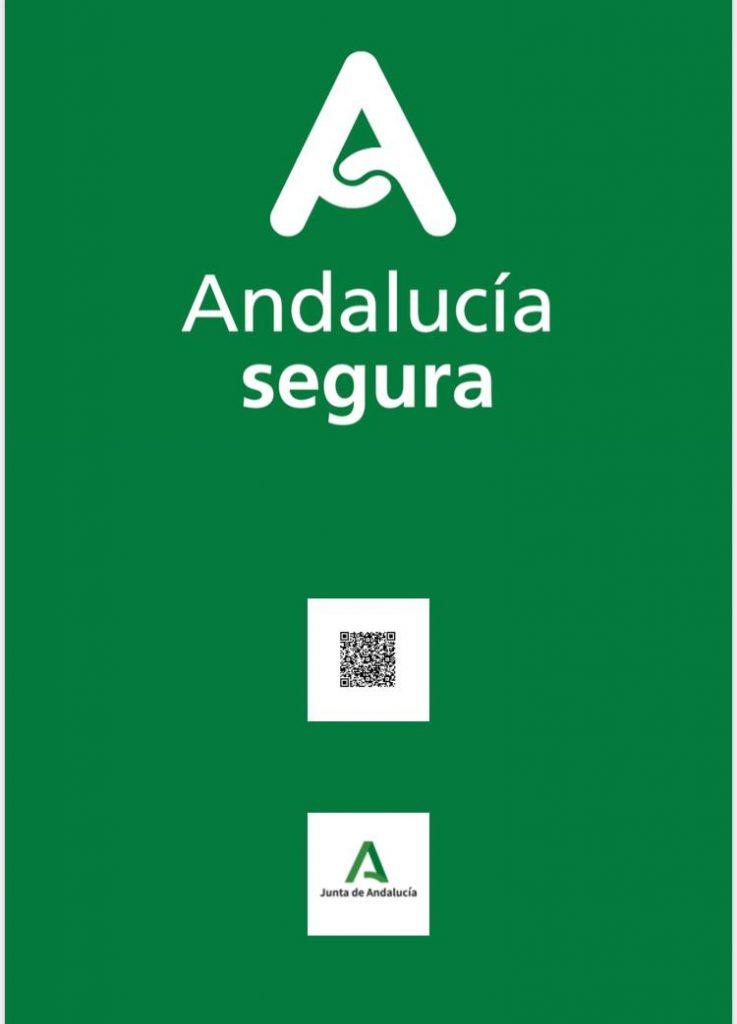 Sello Andalucia Segura
